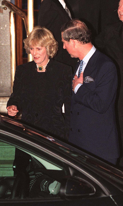 Both of their marriages eventually fell into difficulty, however. Camilla split from her husband in 1995, and Charles and Diana's marriage broke down in 1992, with the divorce becoming final five years later. In the meantime, a firestorm of controversy surrounded Camilla and Charles's relationship when, in 1994, the Prince admitted he had committed adultery with Mrs Parker Bowles while still married to Diana. Camilla chose to remain silent on the subject.