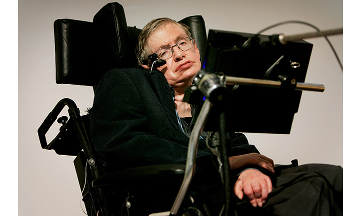 <b>Stephen Hawking - March 14</B>