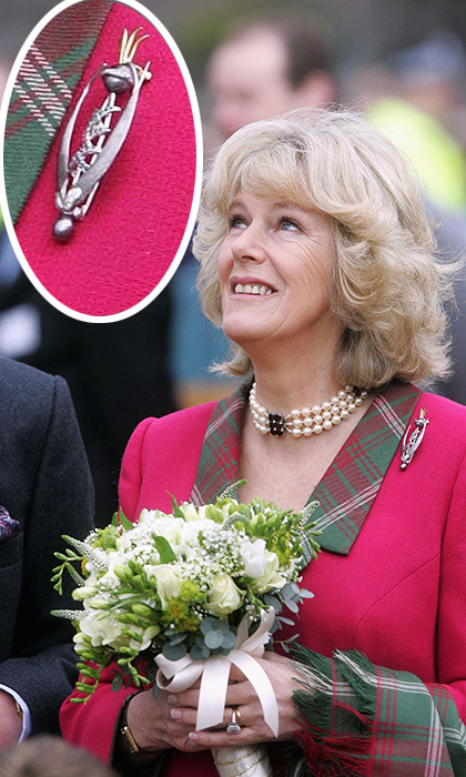 Pearl of the Dee brooch 