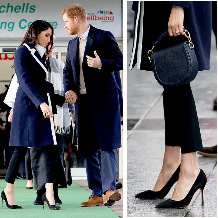 Is Meghan Markle The New Carrie Bradshaw?