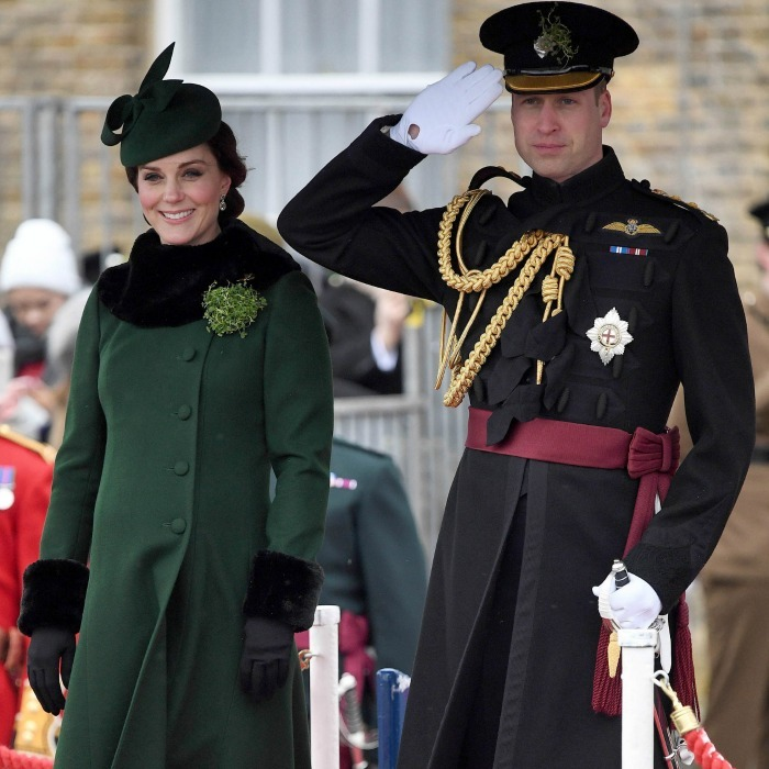 Photos Denver S St Patrick S Day Parade: Kate Middleton's St Patrick's Day Outfits: All The Looks