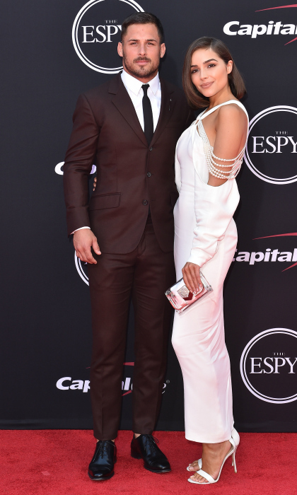 <b>Olivia Culpo and Danny Amendola</b>