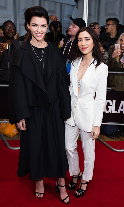 <b>Ruby Rose and Jess Origliasso</b>