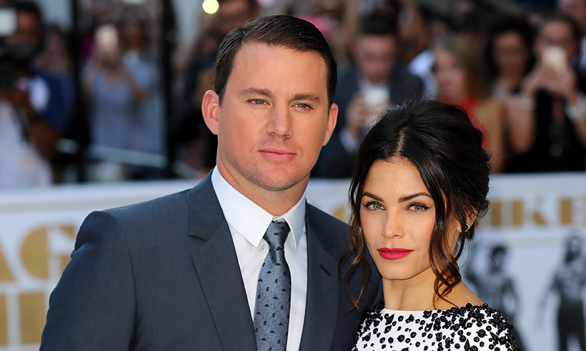 <b>Channing Tatum and Jenna Dewan</b> 