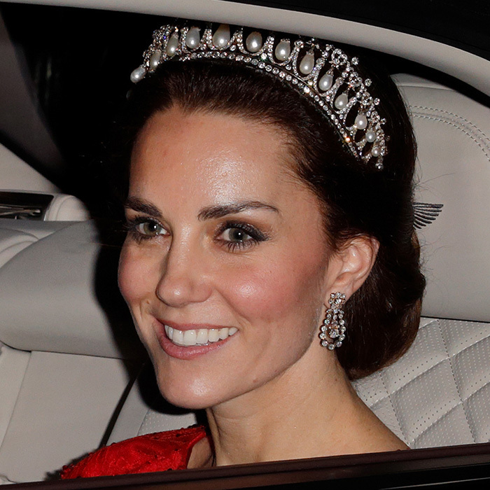 Cambridge Lover's Knot Tiara, cont'd