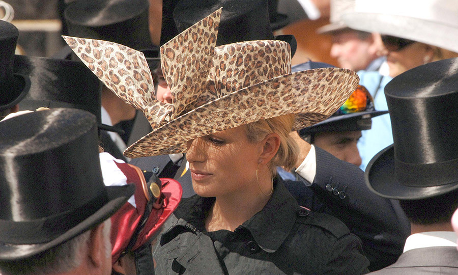 "Queen Elizabeth's granddaughter <a href=""https://us.hellomagazine.com/tags/1/zara-tindall/""><strong>Zara Tindall</strong></a> stood out in a sea of top hats during Ladies Day at Royal Ascot in 2007.