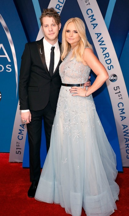 <b>Miranda Lambert and Anderson East</b>