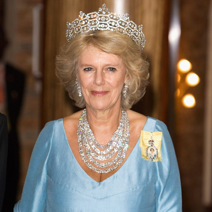 The Greville necklace 