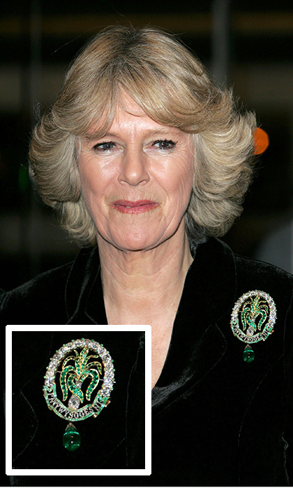 The Ladies of North Wales brooch