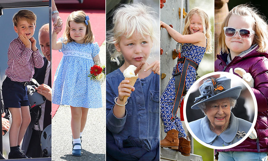 Who is Queen Elizabeth IIs favorite Grandchild?