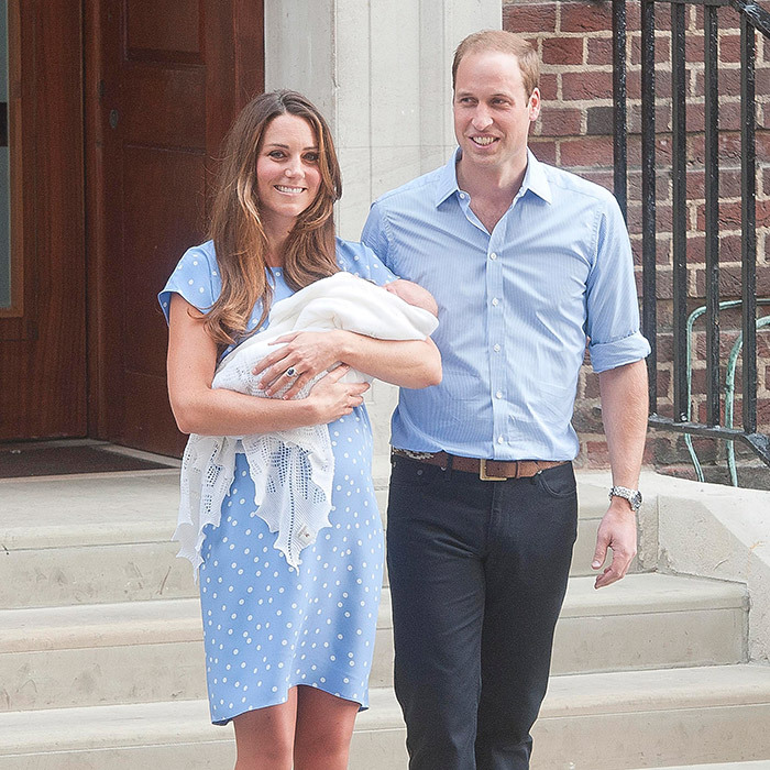 Kate Middleton At The Lindo Wing: A Look Back At The Royal