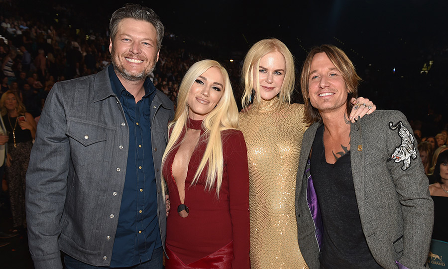 <b>The 2018 Academy of Country Music Awards, hosted by Reba McEntire and held at the Garden Arena at the MGM Grand in Las Vegas on Sunday night, were all about talent, glamour and emotion. Carrie Underwood made an emotional comeback after a devastating accident, and Blake Shelton, meanwhile, belted <I>I Lived It</I> as his girlfriend Gwen Stefani sang along in the crowd. The big winners of the evening included Miranda Lambert – Blake's ex-wife – and Chris Stapleton, who took home Album of the Year for From a Room: Vol. 1. The star wasn't there to accept the award as he was in Nashville, Tennessee awaiting the birth of his twins so Reba accepted the award on his behalf.