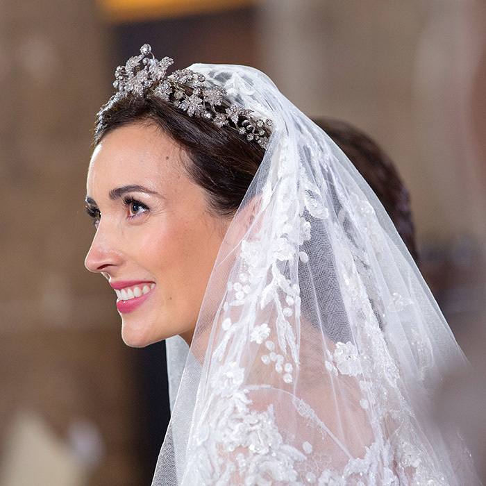 Royal wedding tiaras: The spectacular diamond and pearl ...