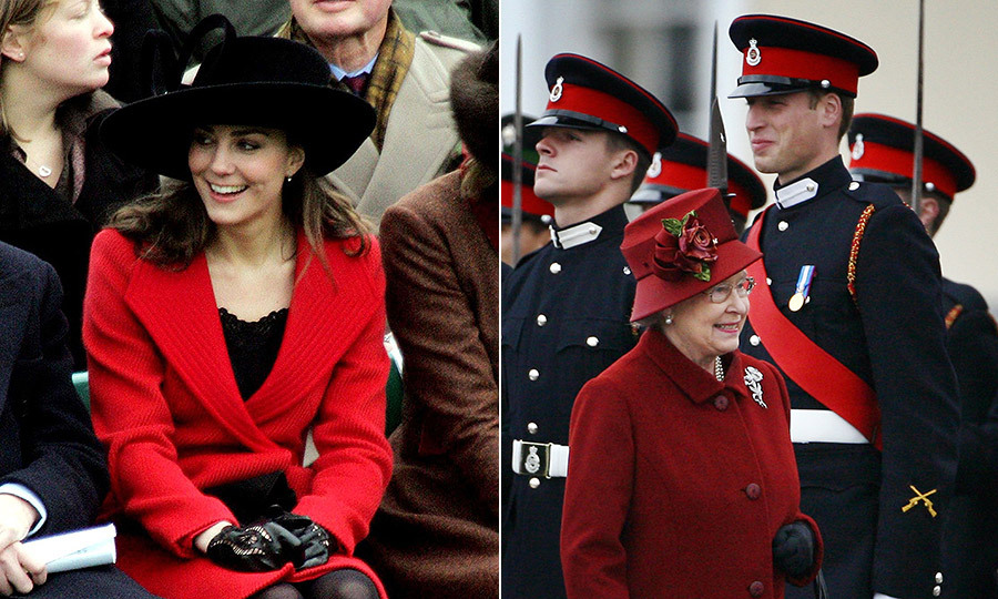 <b>THE FIRST... 'FACE IN THE CROWD' MOMENT</B>