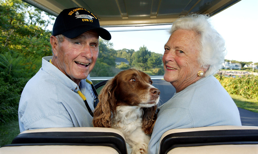 <b>Barbara Bush - April 17</b>