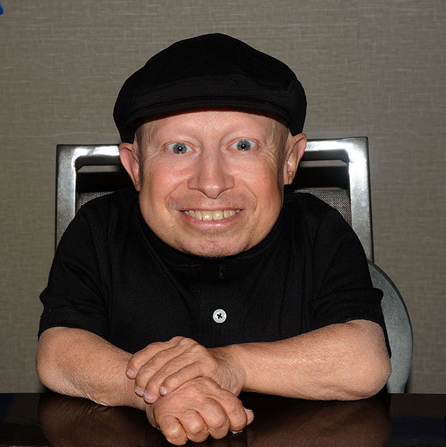 <b>Verne Troyer - April 21</B>