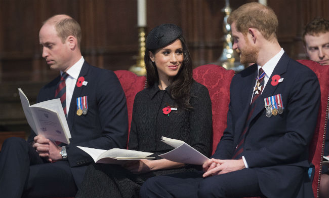 While lovebirds Prince Harry and Meghan only had eyes for each other at the service, new dad Prince William couldn't keep his eyes open! And it's no wonder – the royal welcomed his third baby with Kate Middleton days earlier, meaning some seriously sleepless nights now that he has three children under five.