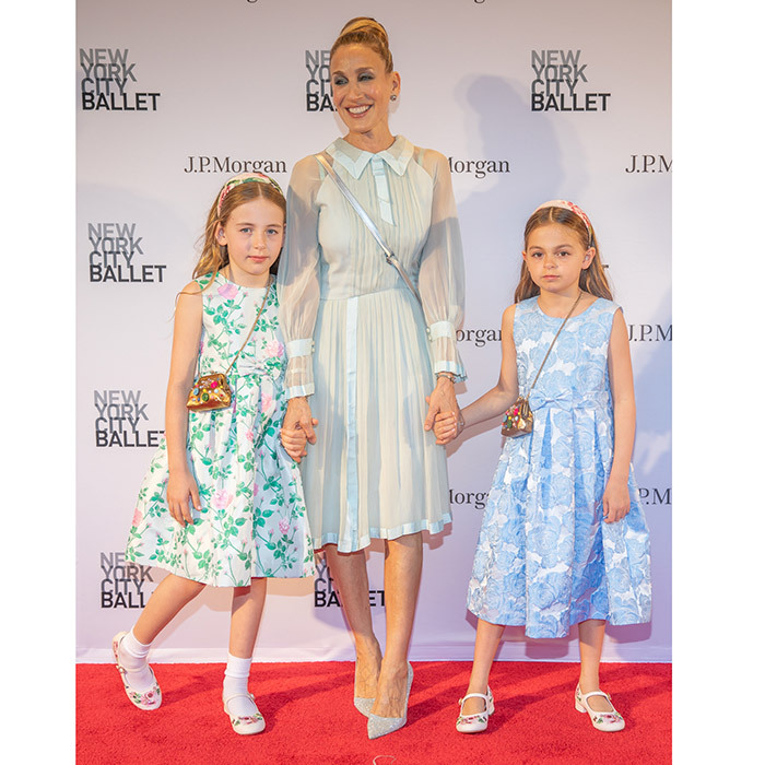 "<b>Every once in a while, celebrities can get upstaged on the red carpet – especially when they are accompanied by their sons or daughters! From <a href=""https://us.hellomagazine.com/tags/1/sarah-jessica-parker/""><strong>Sarah Jessica Parker</strong></a> to <a href=""https://us.hellomagazine.com/tags/1/angelina-jolie/""><strong>Angelina Jolie</strong></a>, scroll through to see which star parents brought their favorite dates – their kids! – to the red carpet or front row.</B> 