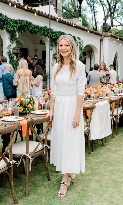 Goop founder Gwyneth Paltrow teamed up with Cointreau to celebrate the 70th anniversary of the Original Margarita, which was created by Dallas socialite Margarita Sames in 1948 for a lunchtime soirée in Acapulco, Mexico.