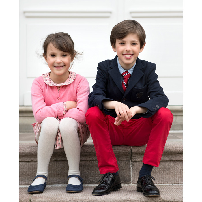 The second photo showed Prince Henrik with his younger sister, six-year-old Princess Athena, who wore a darling pink ensemble with white tights. The photos appear to have been taken on April 16, when the Danish royal family celebrated Queen Margrethe's 78th birthday at Amalienborg Palace. The royal family was surely glad to have cause for celebration as they recently lost their patriarch, Margrethe's husband Prince Henrik.