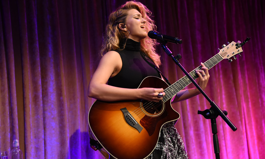 Tori Kelly performed for the supporters, volunteers and families during the Project Sunshine Benefit in NYC.