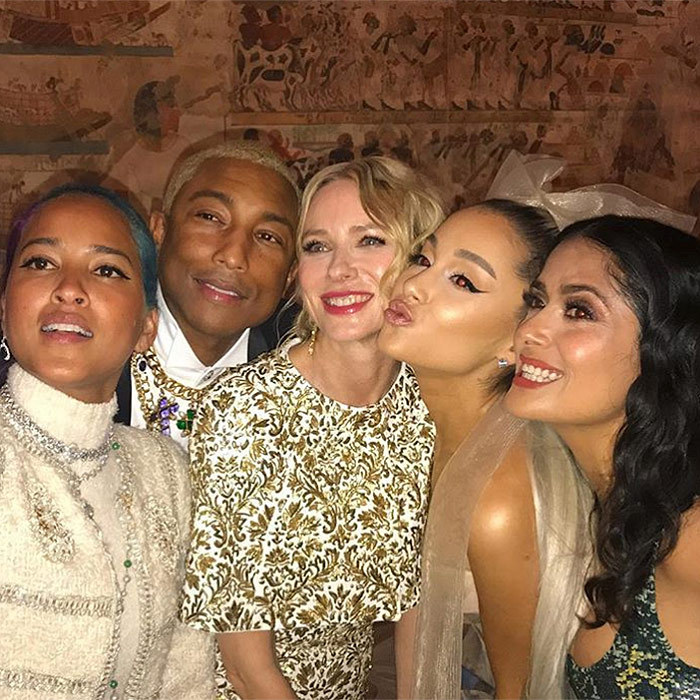 <b>The red carpet at the Met Gala 2018 was more daring and glamorous than ever but the Costume Institute's annual soirée isn't just about fashion – it's also a night where celebrities can let loose in style!  Check out our gallery of party photos, candids and Instagram pics from the night featuring stars like Amal Clooney, Rihanna and more.</B>