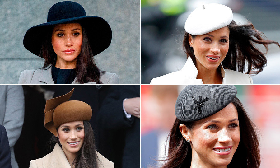 THE HATS!