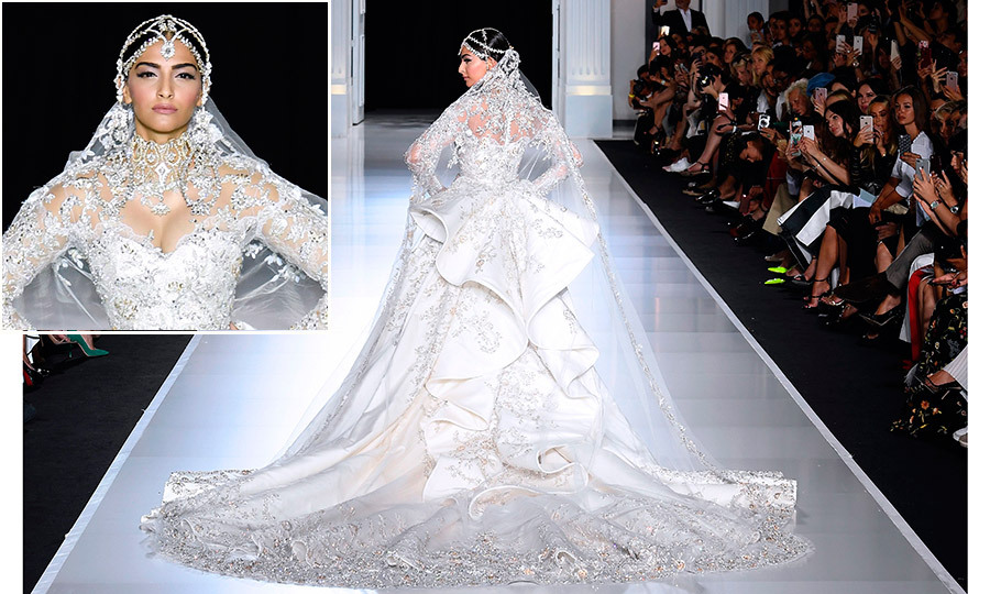 Ralph & Russo wedding dress: Bridal gowns by Meghan Markle\'s ...