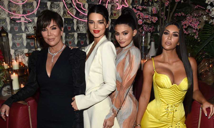 The Kardashian-Jenner women continued their stylish week in NYC the night after the Met Gala. Kris, Kendall, Kylie and Kim attended The Business of Fashion dinner at Chinese Tuxedo.