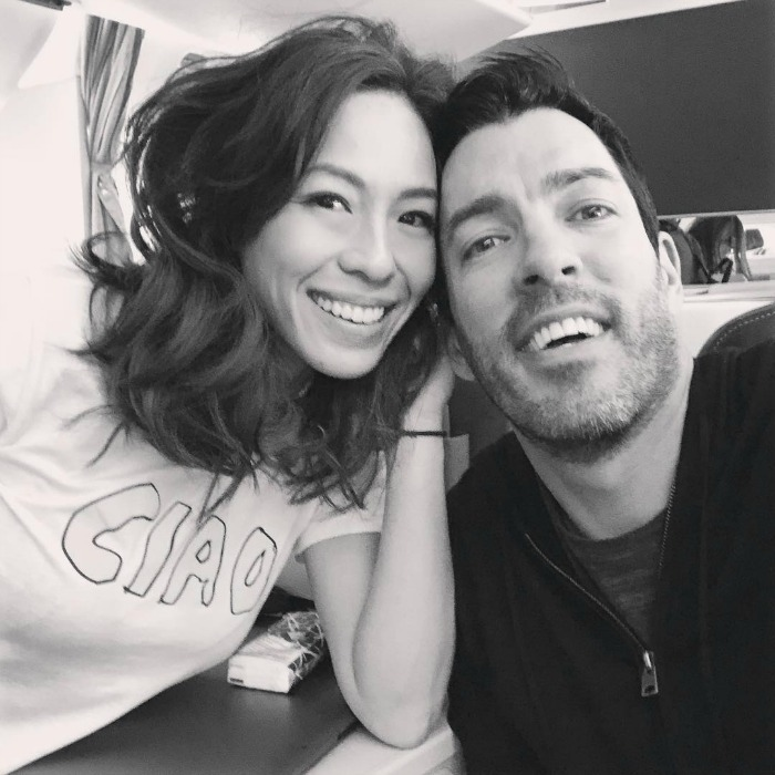 <b>Drew Scott and Linda Phan</b>