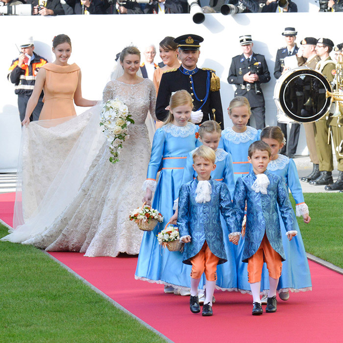 <B>PRINCESS STÉPHANIE OF LUXEMBOURG</B>