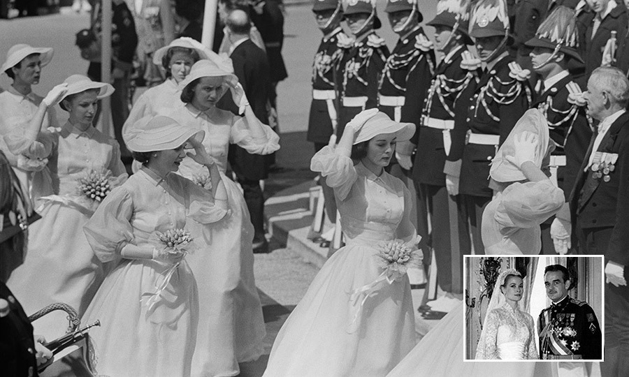 <B>PRINCESS GRACE OF MONACO</B>