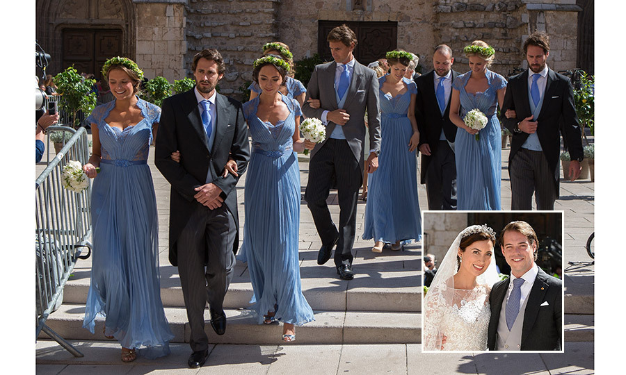 <B>PRINCESS CLAIRE OF LUXEMBOURG</B>