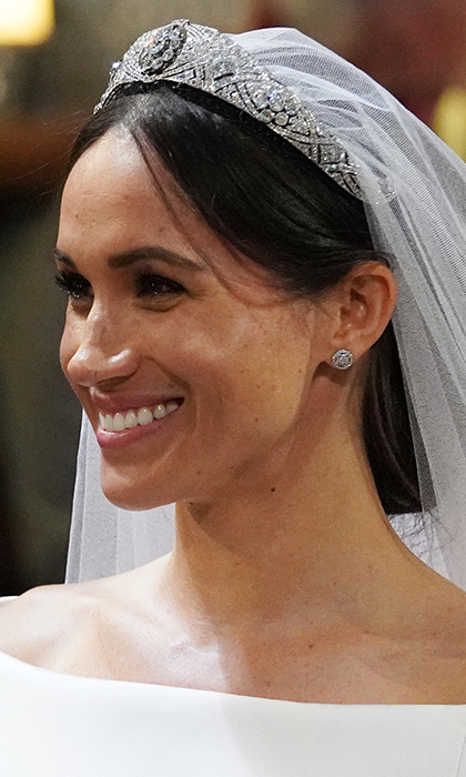 "<B>Every royal wedding has its perfect princess bride wearing a one-of-a-kind fairytale gown – but what truly adds the dream finishing touch is a stunning tiara. As <a href=""https://us.hellomagazine.com/tags/1/meghan-markle/""><strong>Meghan Markle</strong></a> weds <a href=""https://us.hellomagazine.com/tags/1/prince-harry/""><strong>Prince Harry</strong></a>, take a look back at previous brides in the British royal family and the sparkling headpieces – from antique royal heirlooms to never-before-seen gifts – that they've chosen to wear on their once-in-a-lifetime day. </B>