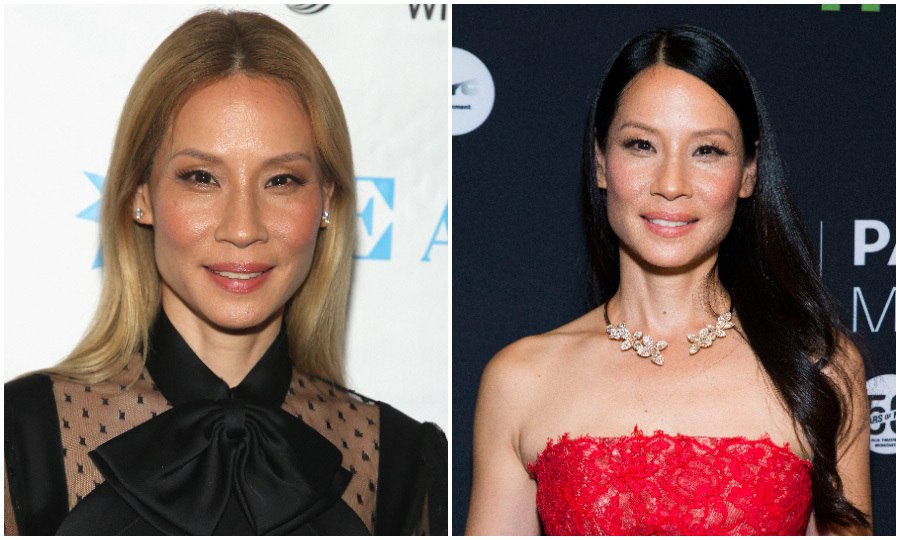 <b>LUCY LIU</b>