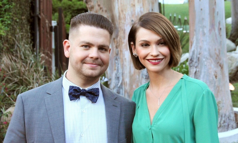 <b>Jack and Lisa Osbourne</B>