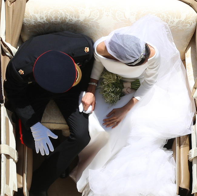 "<b>In what was one of the most unique, romantic and uplifting <a href=""https://us.hellomagazine.com/prince-harry-meghan-markle-the-royal-wedding""><strong>royal weddings</strong></a> in recent memory, <a href=""https://us.hellomagazine.com/tags/1/prince-harry/ ""><strong>Prince Harry</strong></a> and <a href=""https://us.hellomagazine.com/tags/1/Meghan-Markle/ ""><strong>Meghan Markle</strong></a> tied the knot on May 19 with a seemingly infinite number of photos and stories following all the celebrations. Here, we've edited all the amazing images down to 10 picture perfect moments that will likely go down in history as the day's most iconic photos. </B>