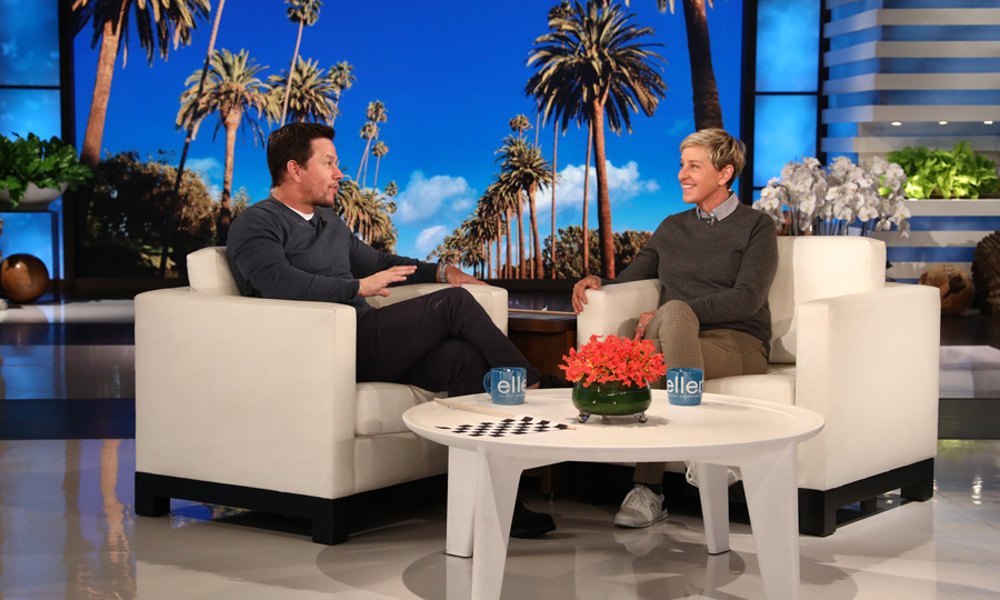 "While Mark Wahlberg makes many happy with his shirtless photos, he revealed to Ellen DeGeneres that his daughters are not fans. ""My daughters get very annoyed by the pictures. Very annoyed,"" the <i>Six Billion Dollar Man</i> actor said on her show. ""I get 'Dad, put a shirt on' all the time. Even when I have a shirt on! If I have one shirt, they say put another shirt on.""