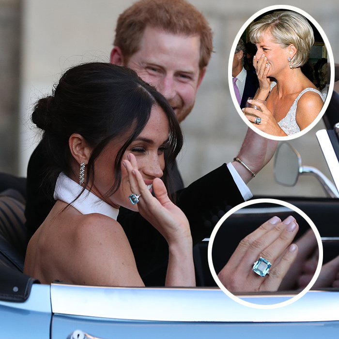 Meghan Markle Duchess of Sussex royal jewels