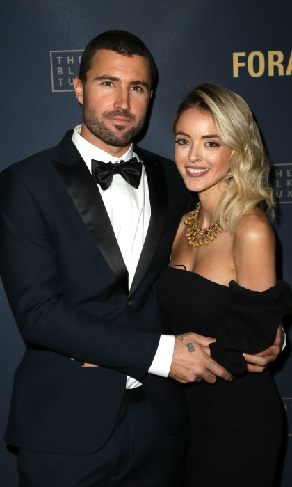 <b>Brody Jenner and Kaitlynn Carter</b>