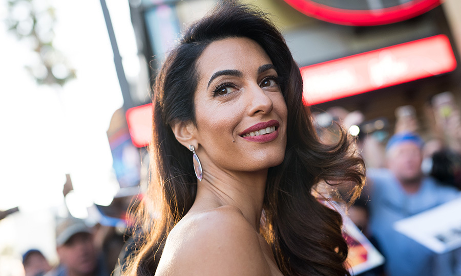 "During her speech, Amal said she was ""quite resigned to the idea that I was going to be a spinster"" when she met George at 35. ""Then we met and started hiding out in my London flat and very soon it felt like, no matter what happened, I would never want to be with anyone else.""