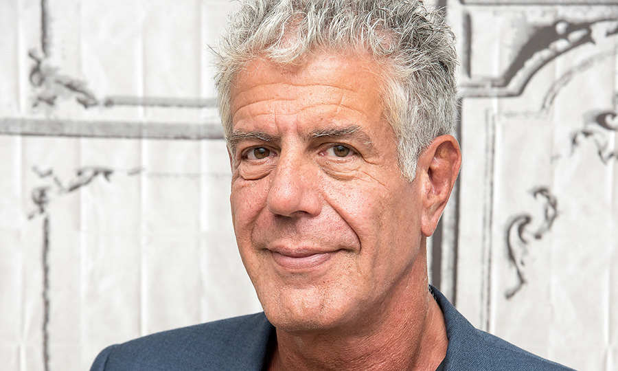 <b>Anthony Bourdain - June 8</B>