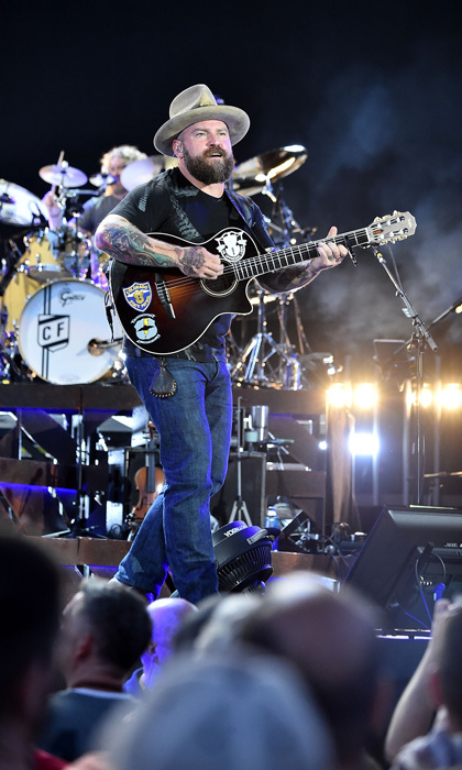 Zac Brown Band played crowd favorites for a sold-out crowd at Boston's Fenway Park.