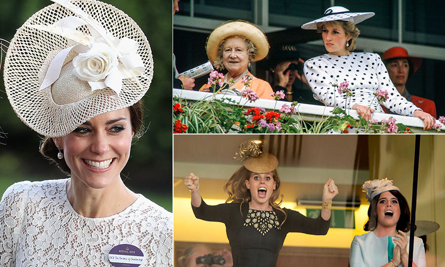 The British Royal Family At Ascot Watch All Of Their Best Ever Moments Video
