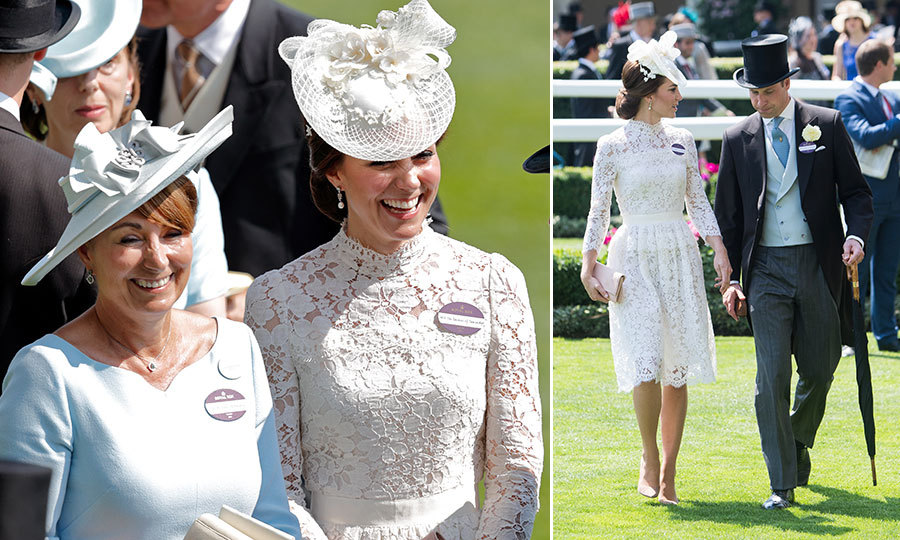 <b>THE FIRST... ROYAL ASCOT</b>