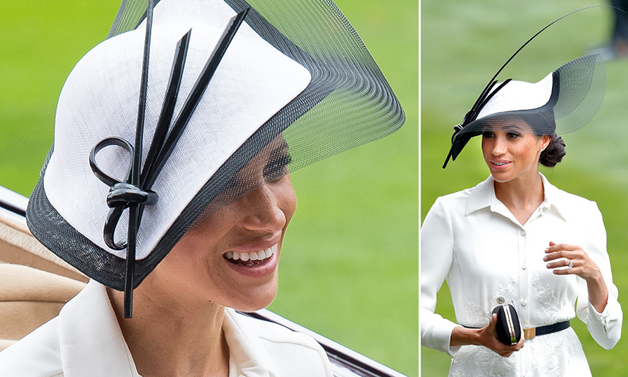 Royal Ascot 2018 Hats Meghan Markle Princess Beatrice
