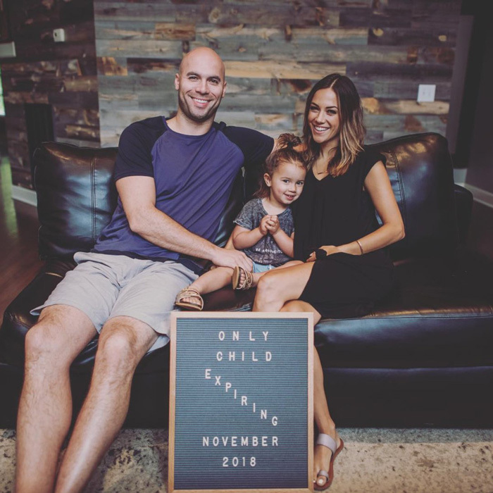 <b>Jana Kramer and Mike Caussin</b>
