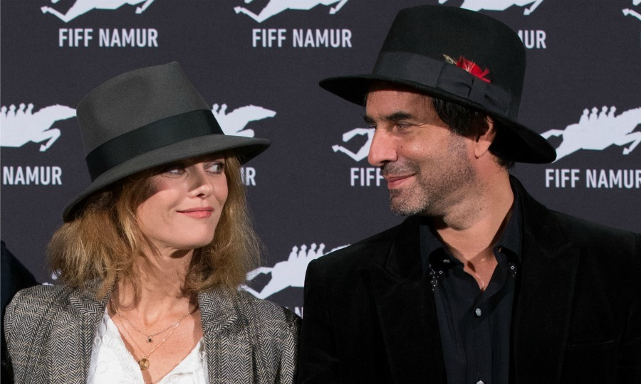 <b>Vanessa Paradis and Samuel Benchetrit</b>