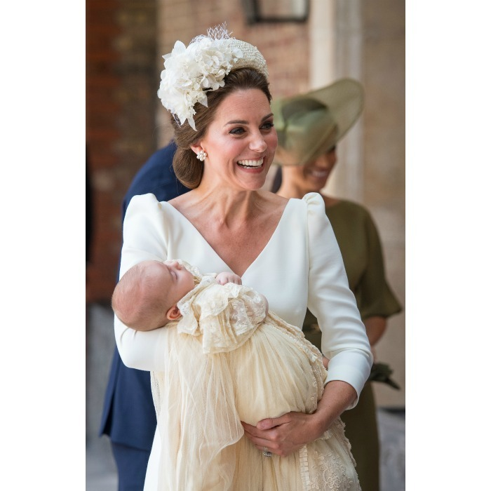 Prince Louis Royal Christening All The Best Photos Hello Us