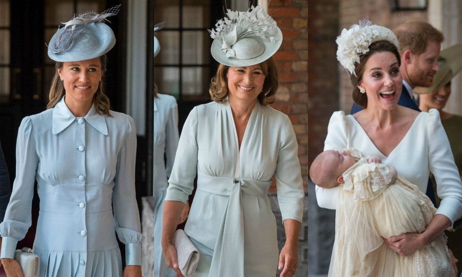 Kate Middleton Pippa And Caroles Style Similarities At Prince